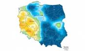 Zróżnicowanie kraju pod względem suszy